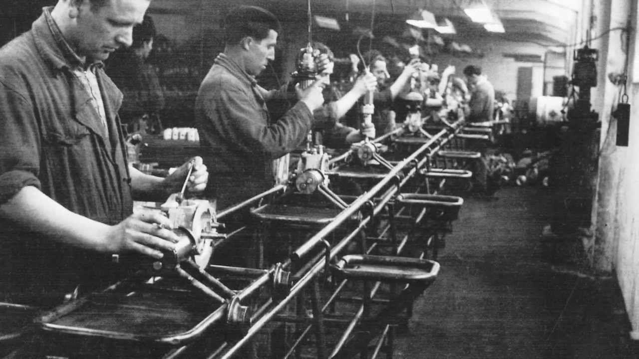 Una facilita para empezar, ¿cuántas Revoluciones Industriales hubo?