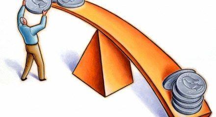 ¿Como se solucionaban los desequilibrios en la balanza de pagos durante el patrón oro?