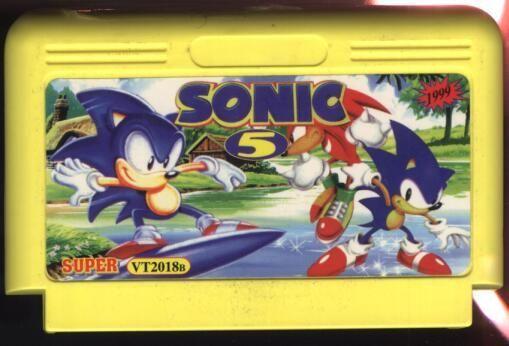 7102 - ¿Cuánto sabes de Sonic? Parte V
