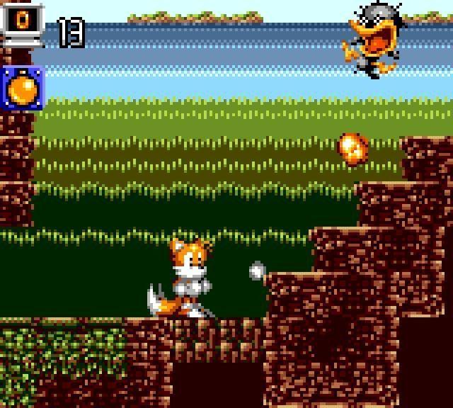 ¿Cuál fue el primer videojuego en que Tails apareció?