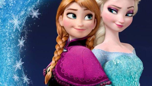 7115 - ¿Eres Anna o Elsa?