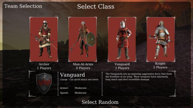 ¿Cual de las 4 clases es la más rápida?