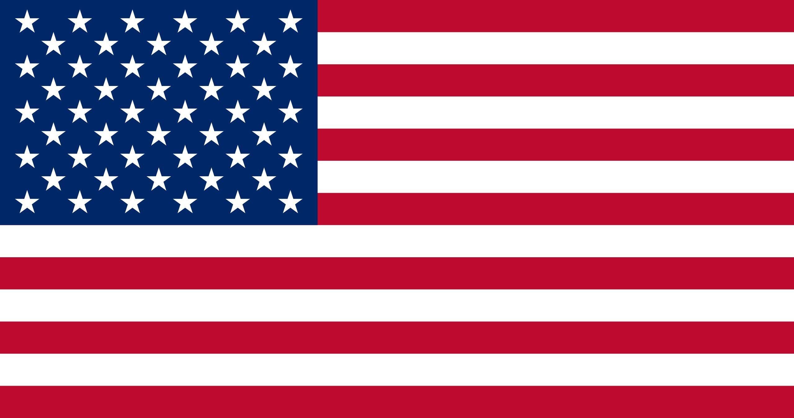 Empecemos con una fácil: Estados Unidos