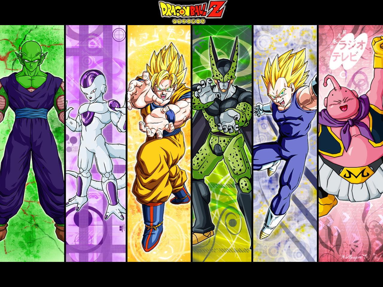 7137 - ¿Qué personaje de la saga Dragon Ball eres?