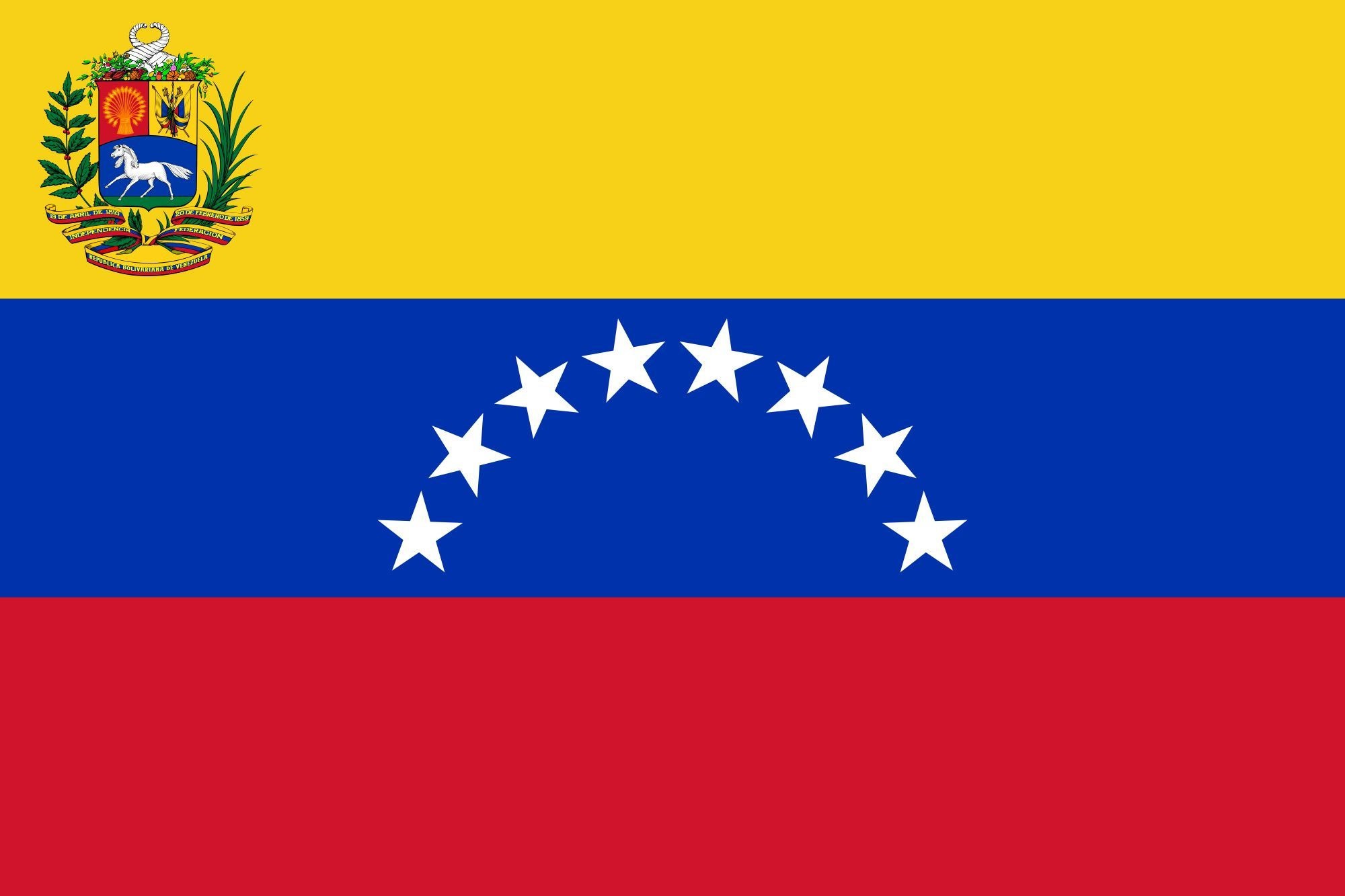 Ahora vamos a almorzar a Venezuela