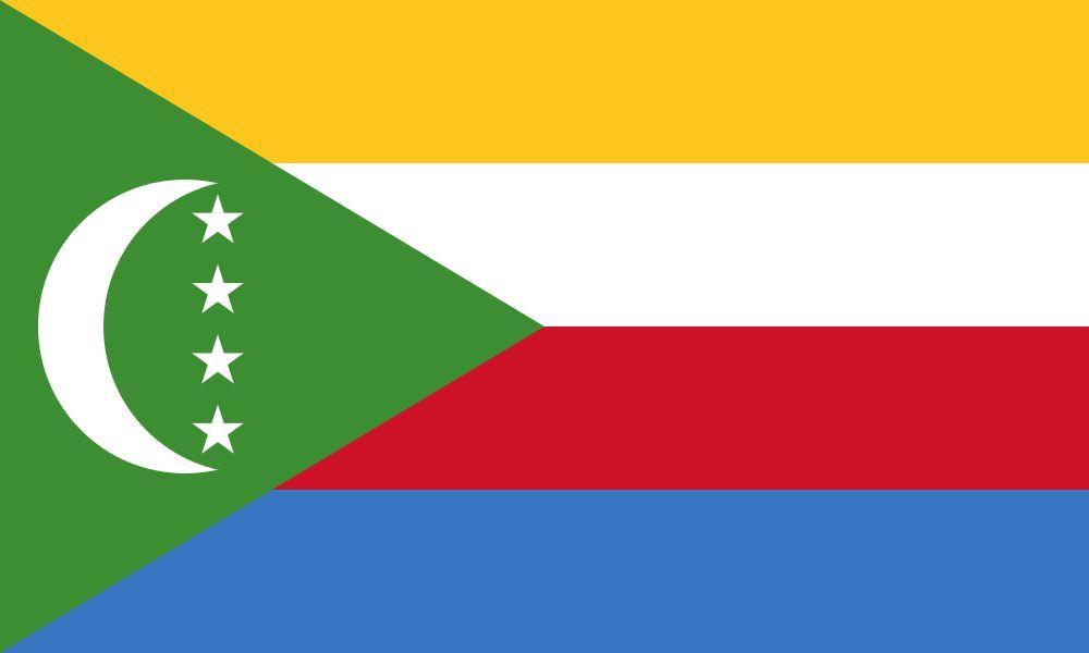 El pequeño país de Comoras