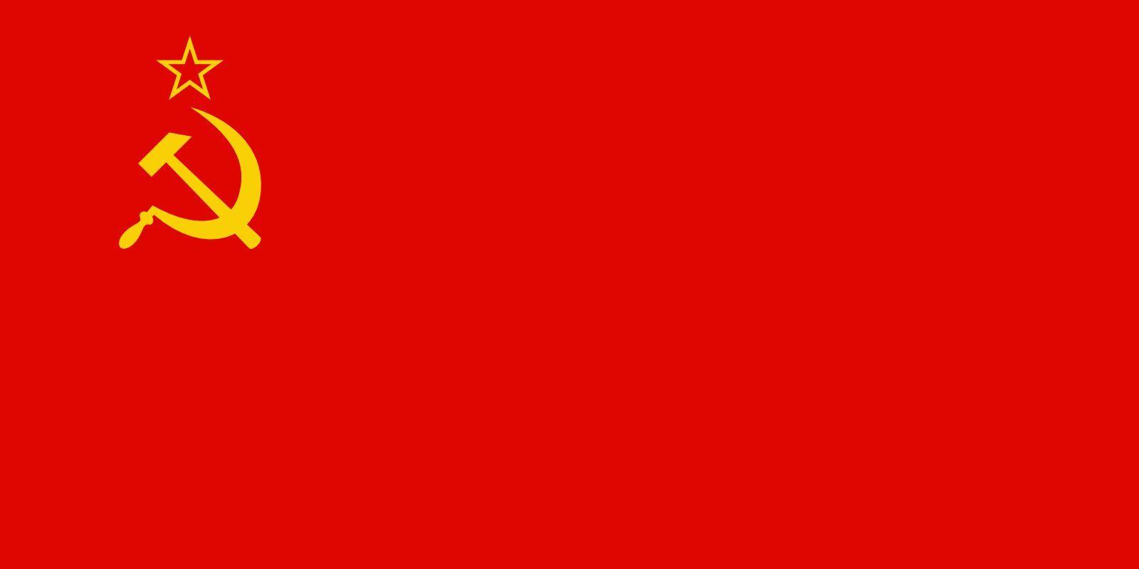 La extinta Unión Soviética