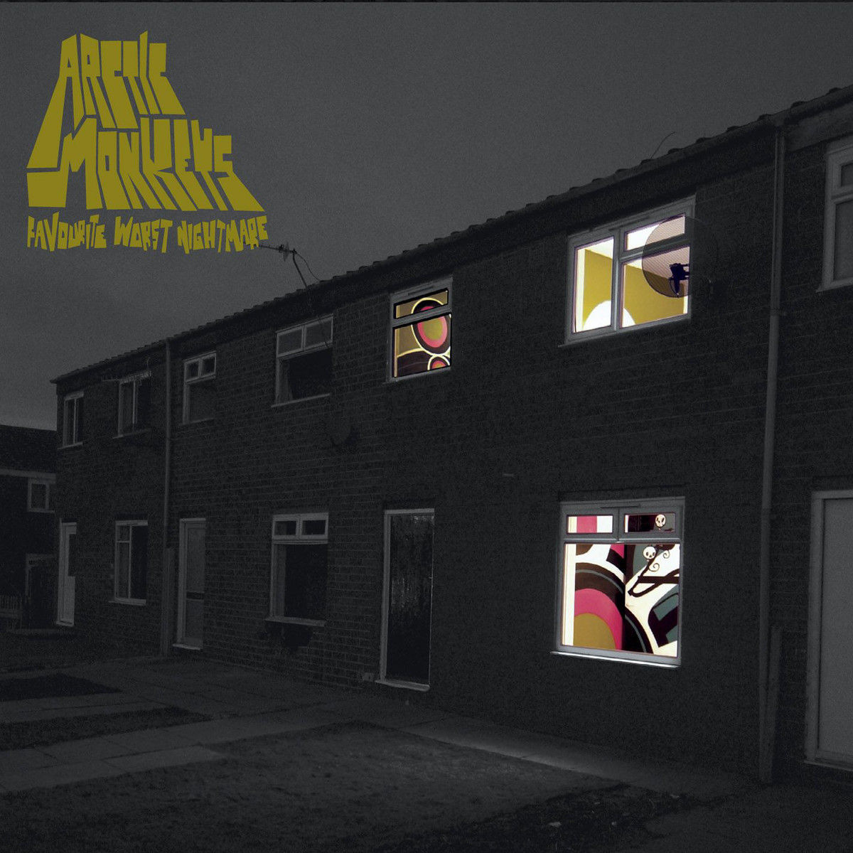''I think you should know you're his favourite worst nightmare.''