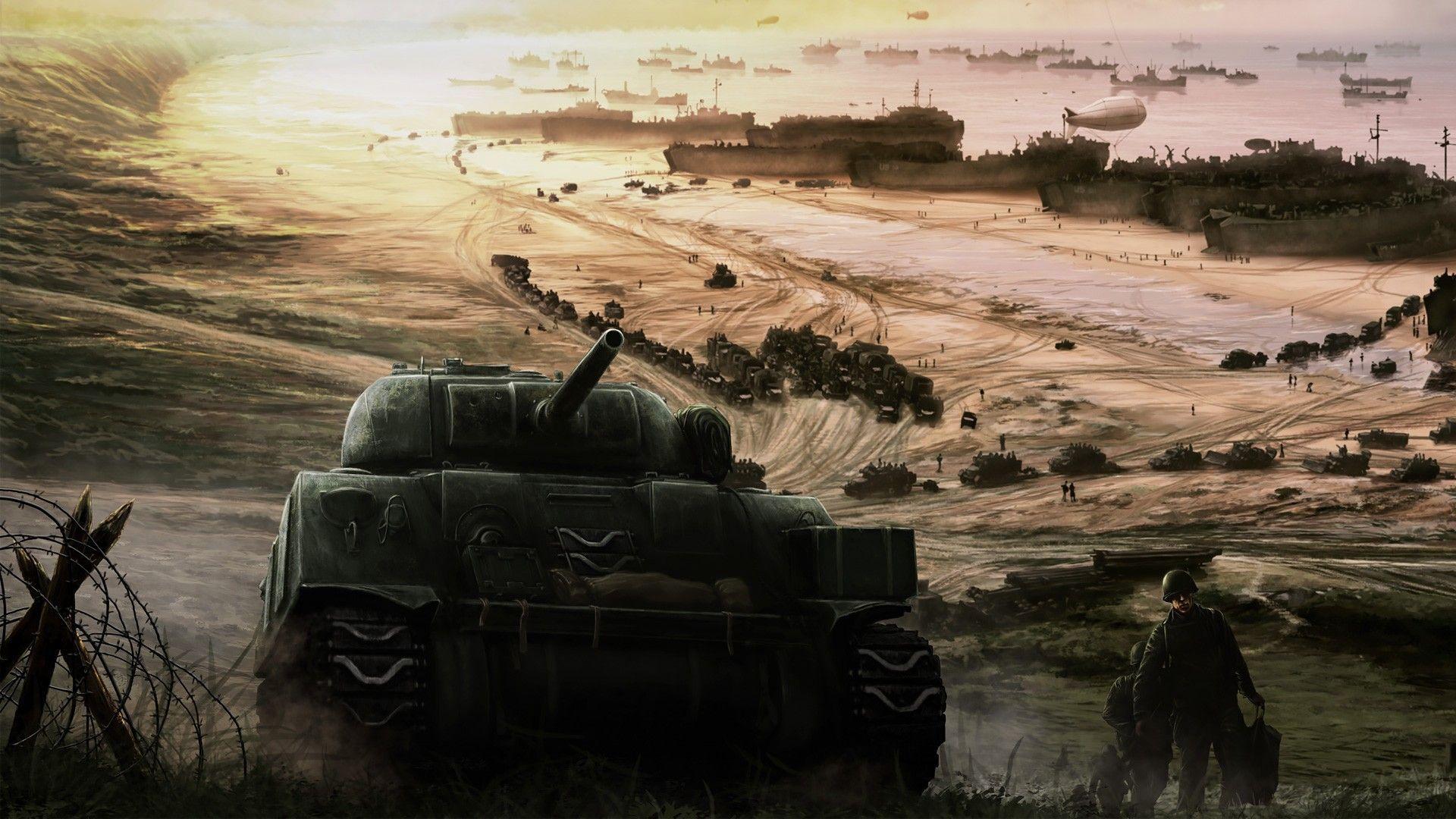 7224 - ¿Cuánto sabes de la Segunda Guerra Mundial?