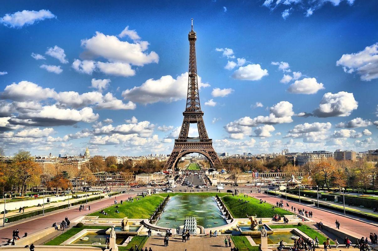 7234 - ¡Ay París!