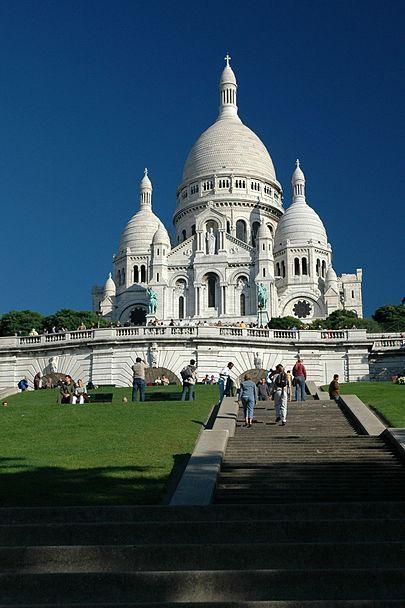 ¿Ésta es la catedral de París?