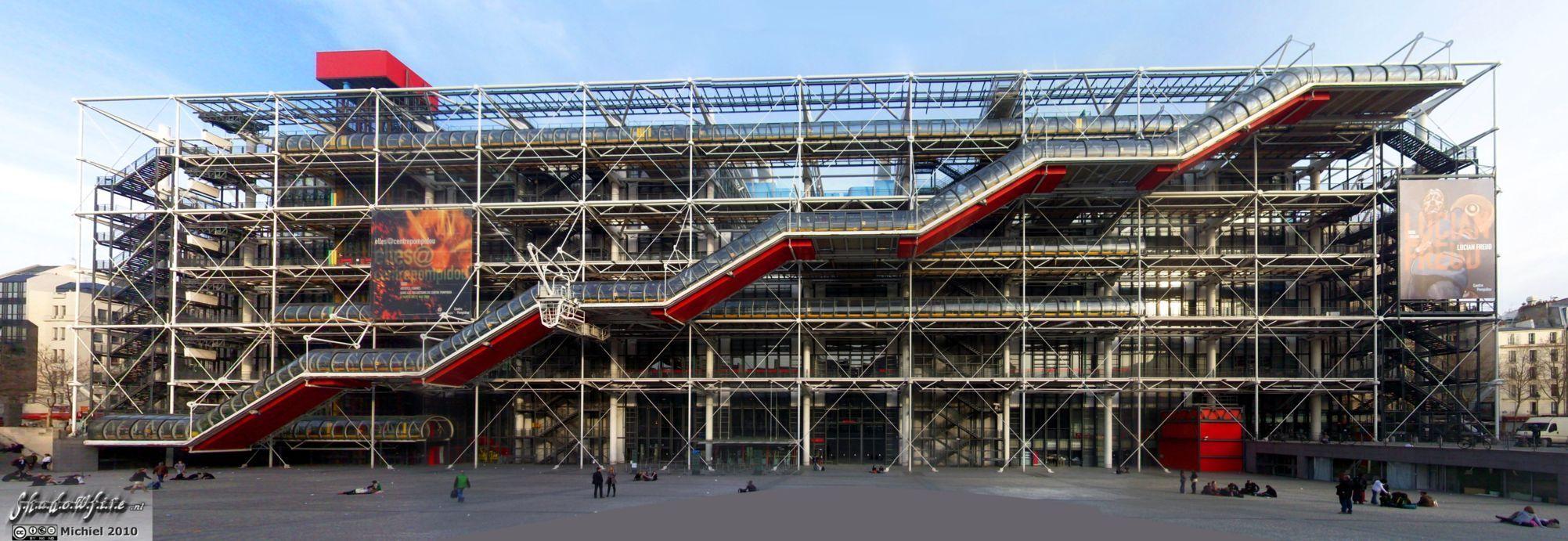 ¿Cuál de estos no es un museo de París?