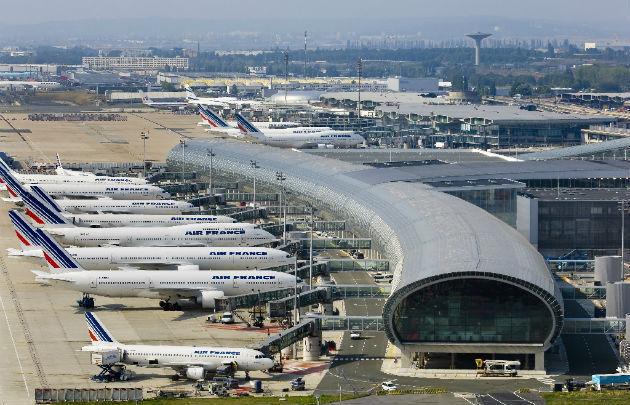 ¿Cuál de estos NO es un aeropuerto de París?