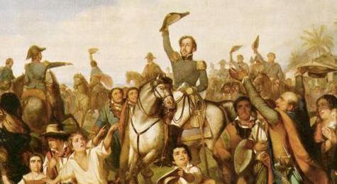 ¿En qué año se declaró la independencia de Brasil?