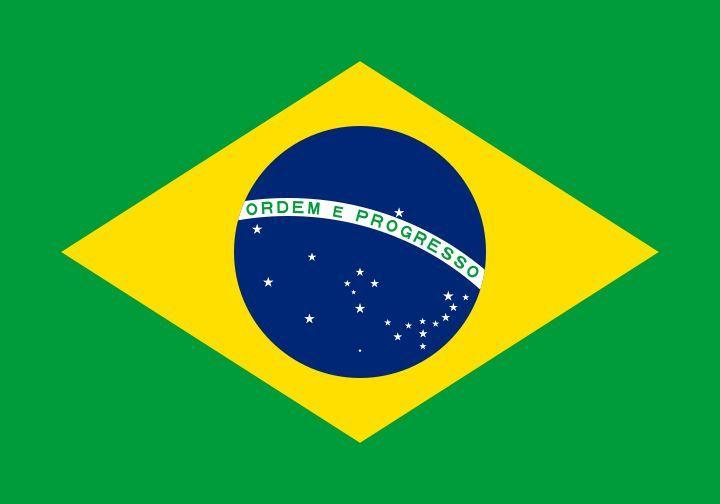 ¿En la actual bandera de Brasil, qué representan las estrellas?
