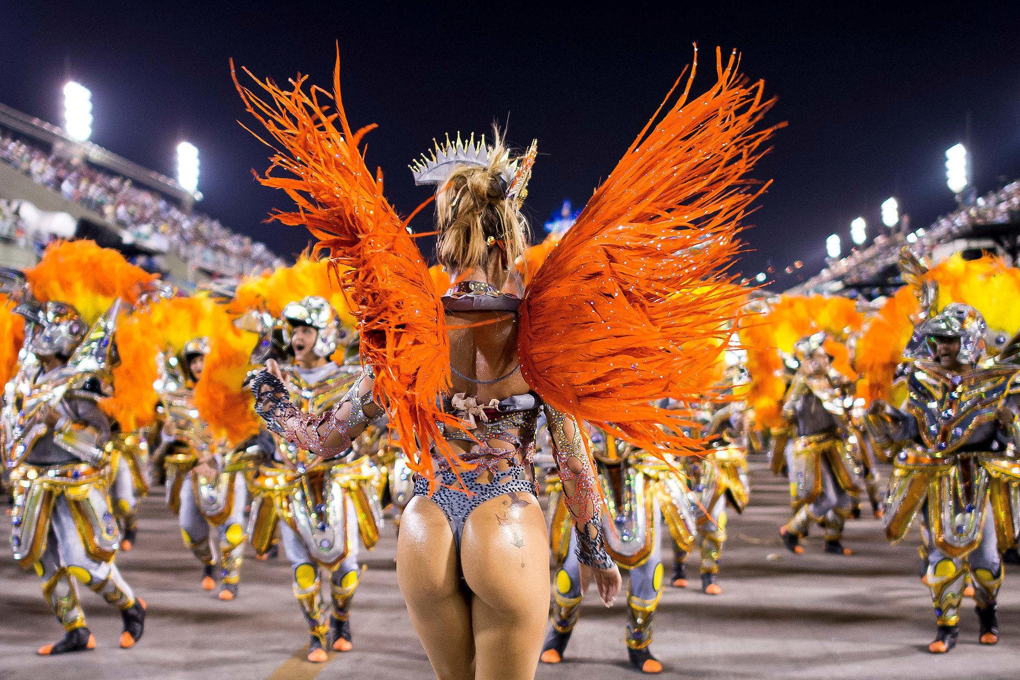 ¿Cuál es el baile típico de Brasil?