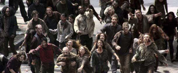 Acaba de empezar el Apocalipsis Zombie... ¿qué haces?