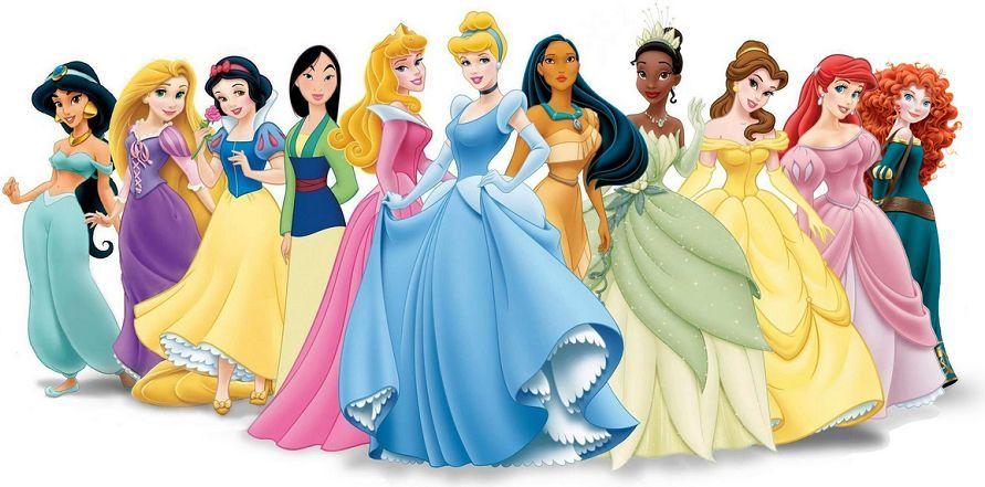 7257 - ¿Qué princesa Disney eres según tu personalidad?