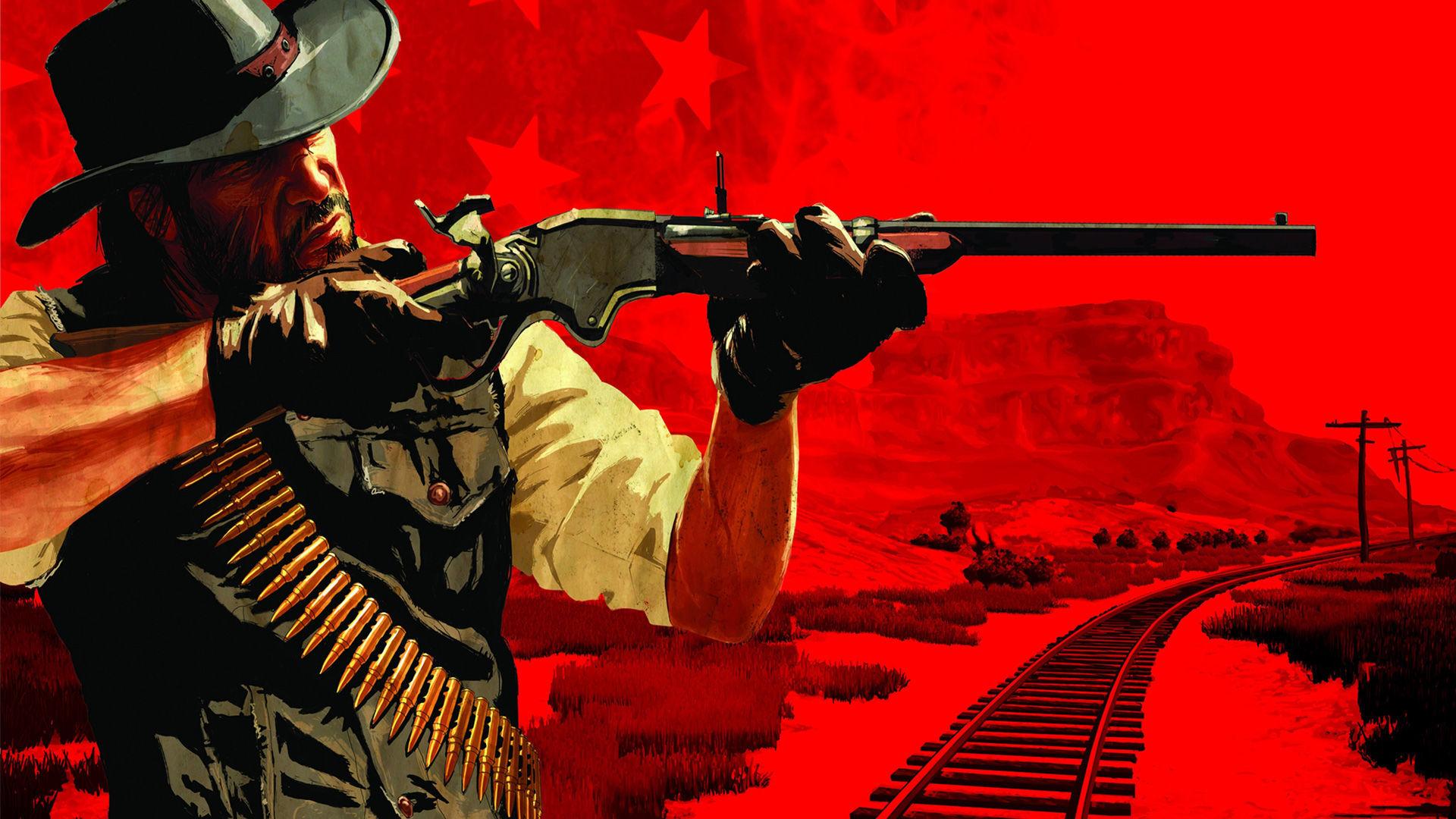 7283 - Geografía en Red Dead Redemption. Paseo por el Salvaje Oeste.