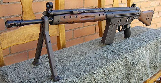 Una fácil... ¿Dónde se creó el fusil de combate CETME?