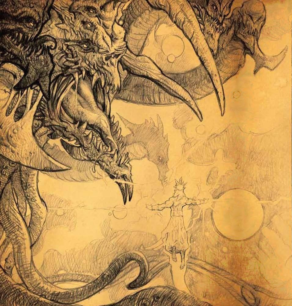 Nephalem estas avisado: ¿Como se llamaba el Dragón al que se enfrentó Anu, el Primero?