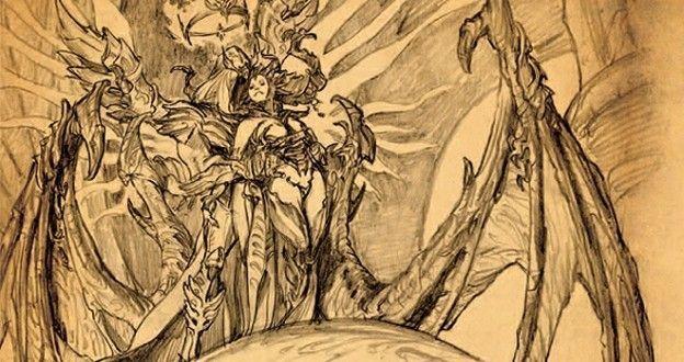 Empecemos la Creación: ¿De quién era hija la demonio Lilith?