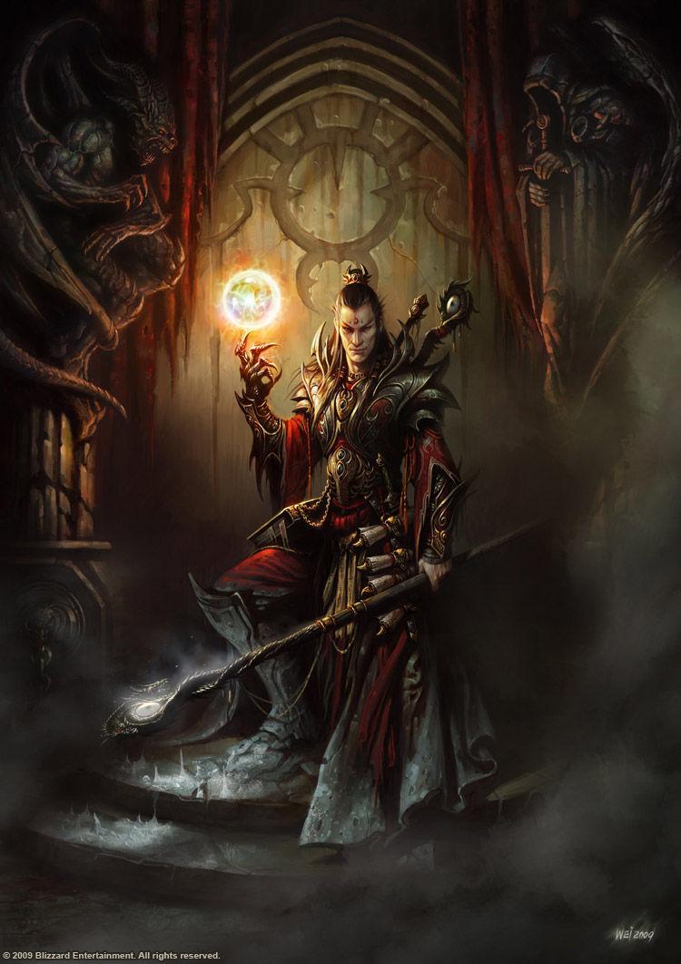 ¿Conocían los siervos de los Infiernos el Santuario antes de que Harash invocara uno?