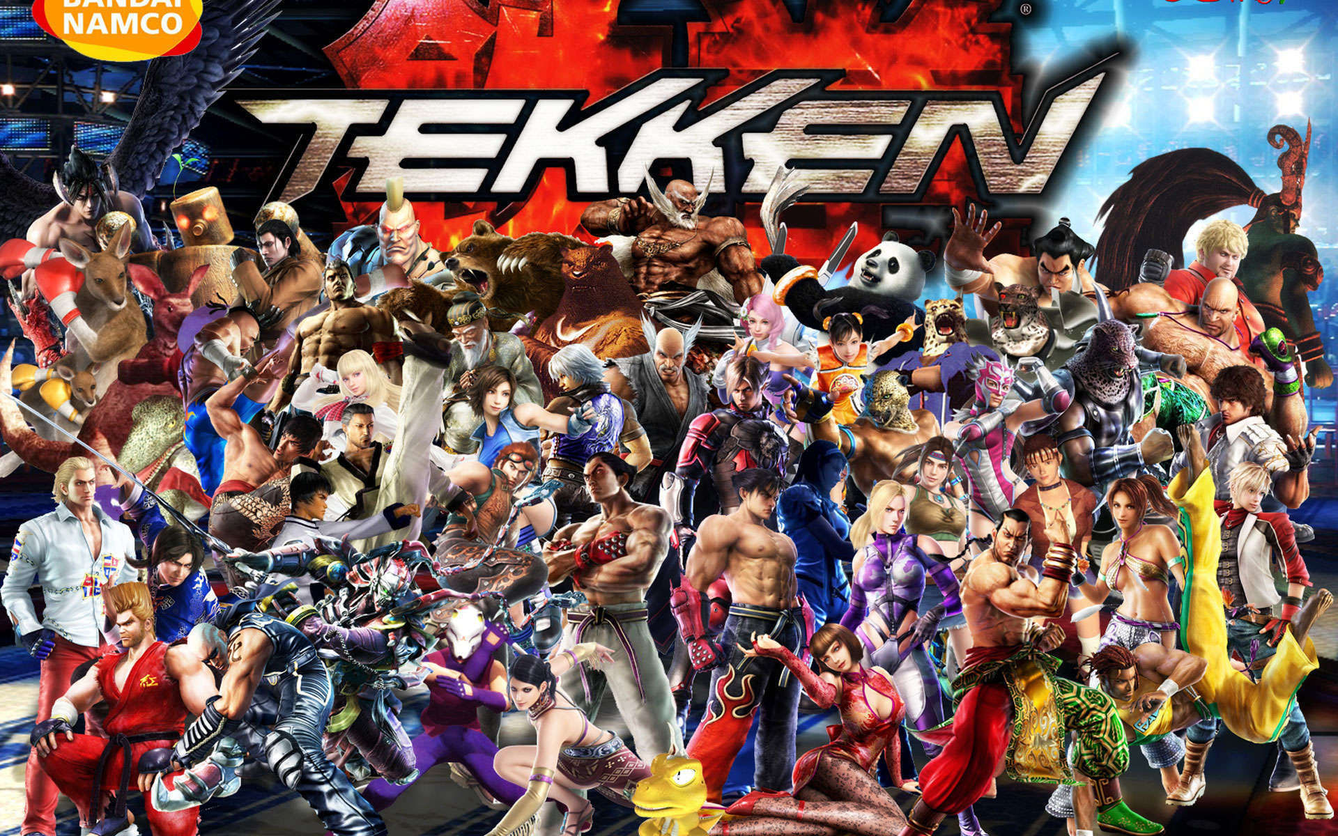 7325 - ¿Qué luchador de Tekken eres según tu personalidad?