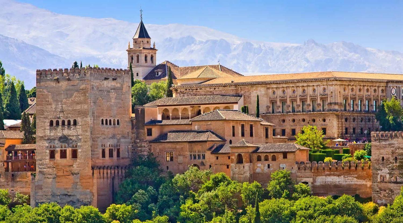 7337 - ¿Puedes identificar los diferentes lugares de Granada?