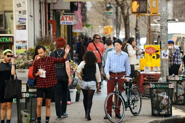 ¿Cuál es, según la mayoría de la comunidad hipster, la capital del hipsterismo?