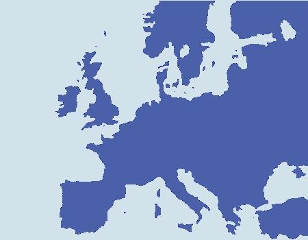 7397 - ¿Cómo vas de geografía europea?