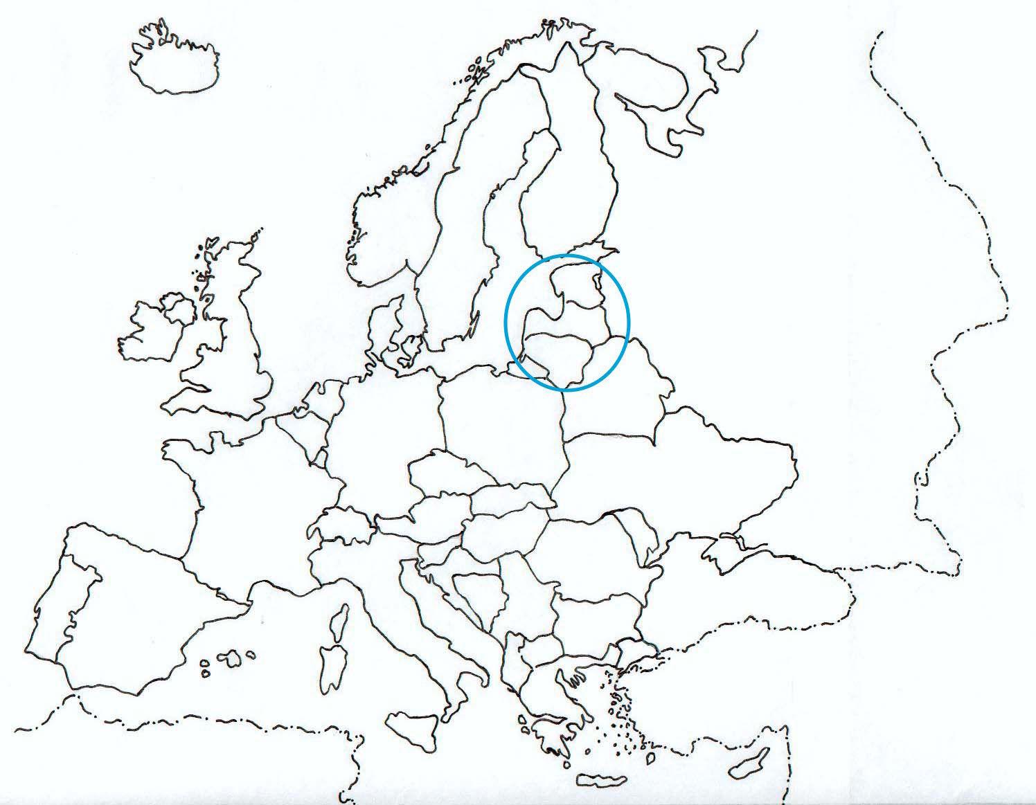¿Cuáles son las capitales de estos tres países vecinos?