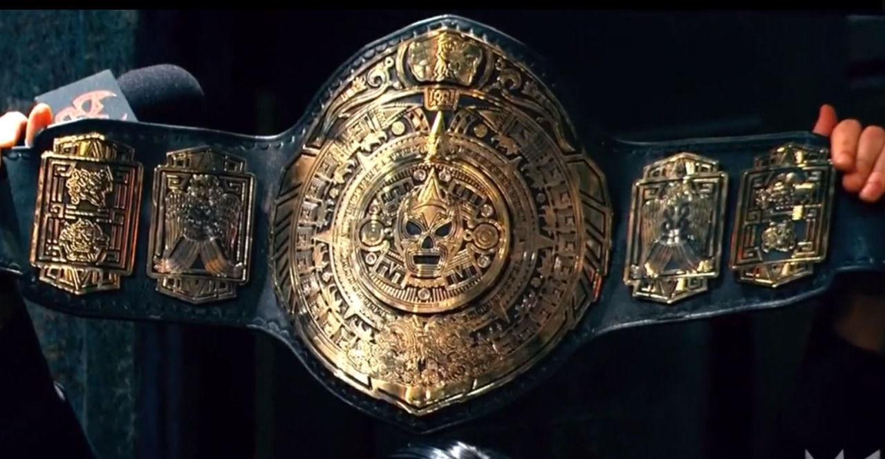 ¿Quién fue el primer campeón del Lucha Underground Championship?