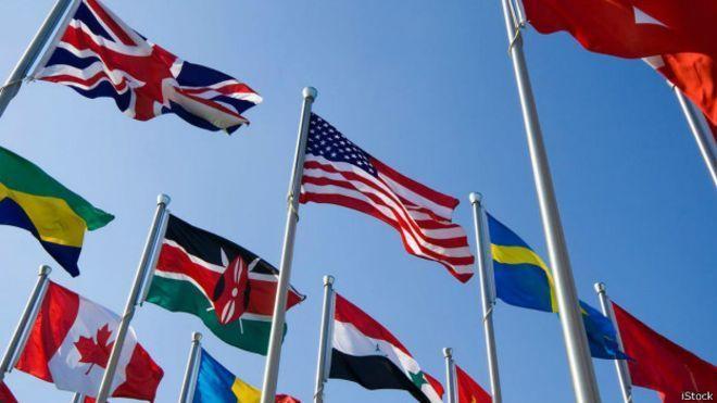 4760 - ¿Puedes reconocer todas estas banderas? [DIFÍCIL]
