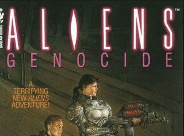 ¿En Aliens: Genocidio, qué dos facciones hay en la guerra de aliens?