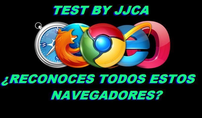 7198 - ¿Reconoces todos estos navegadores?