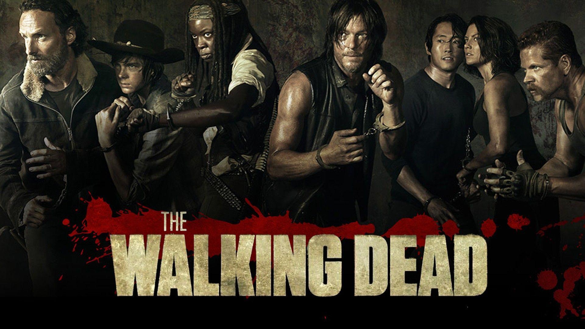 7445 - Personajes de la serie The Walking Dead. Nivel Fácil