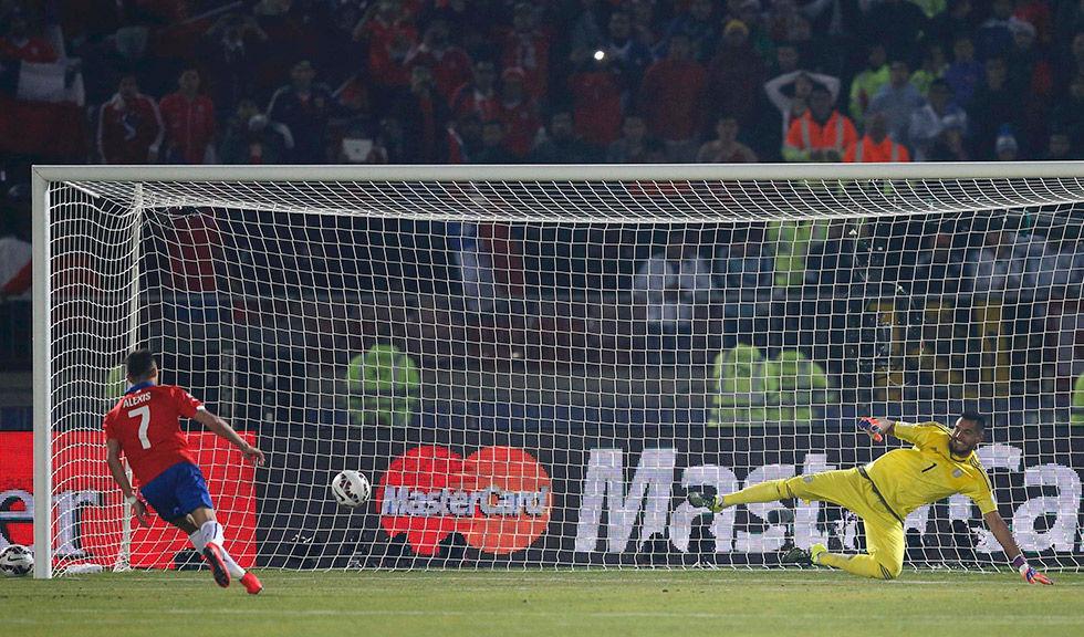 ¿Qué final de Copa América fue la primera que se definió por medio de penaltis?