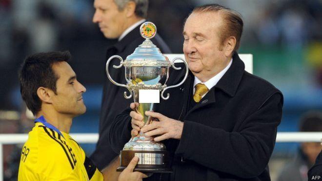 ¿Qué nombre recibe el trofeo que se entrega al subcampeón de la Copa América?