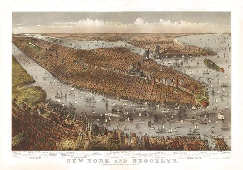 Empecemos con un poquito de historia, ¿Cómo se llamaba Nueva York antes?
