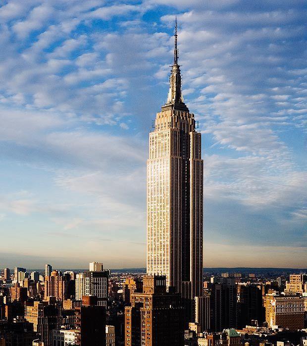 ¿Qué apodo recibió el Empire State Building durante la gran Depresión?