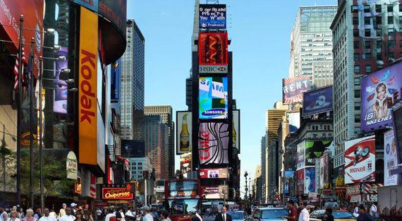 En Times Square, se celebra todos los años esta fiesta: