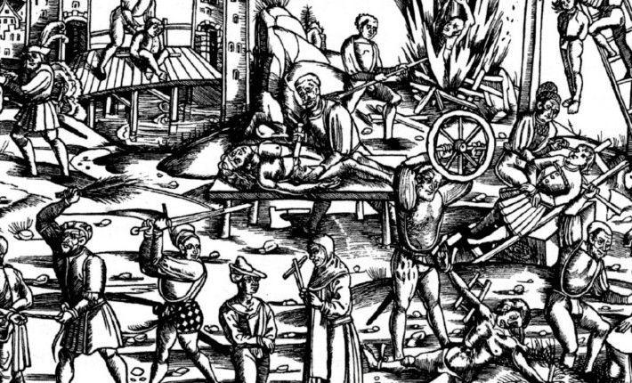 7461 - ¿Conoces estas torturas medievales? 1ªPARTE