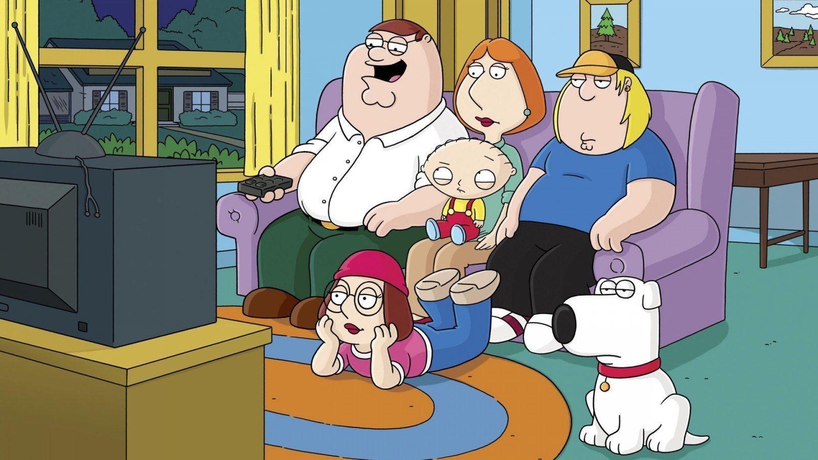 7509 - ¿Reconoces a estos personajes secundarios de Padre de Familia?