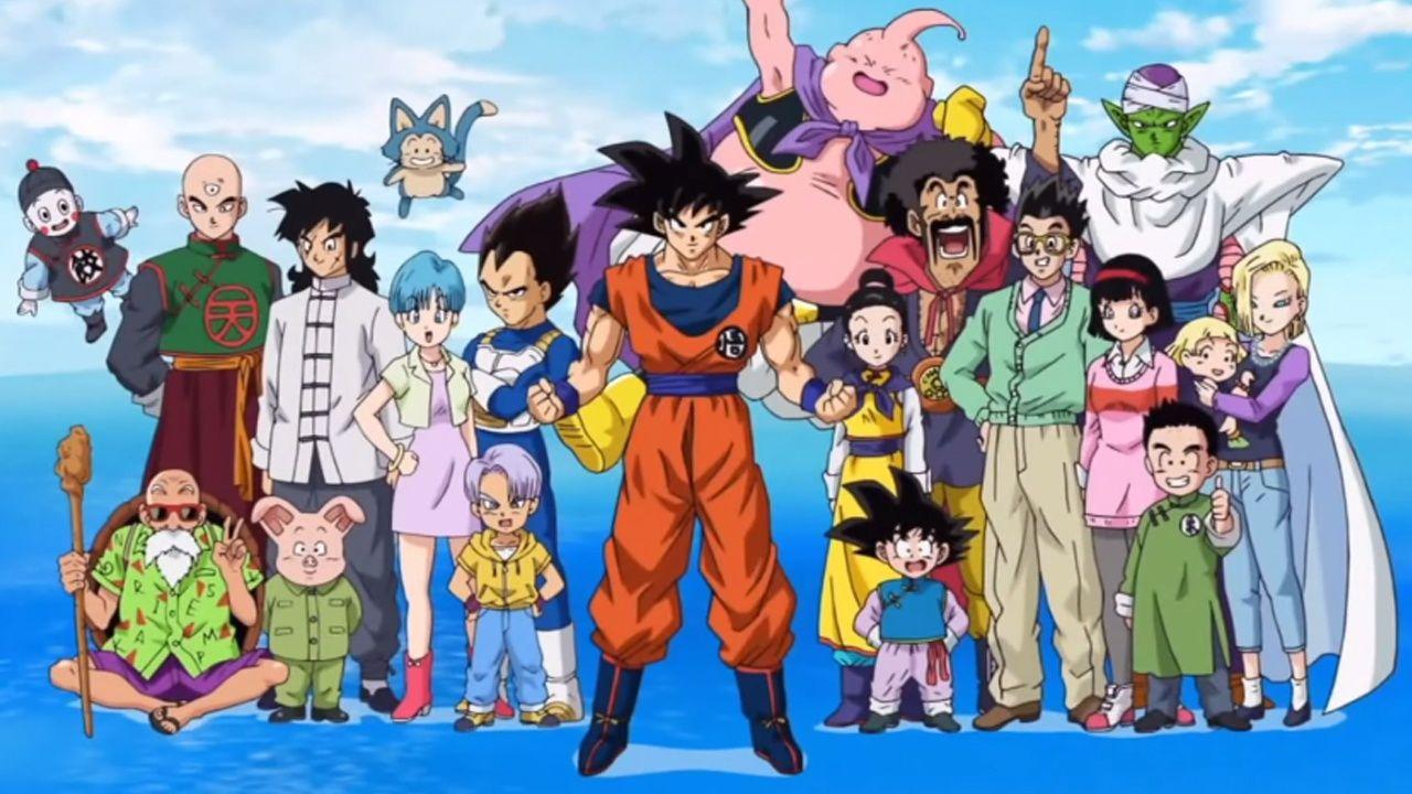 Dragon Ball, con actualmente más de 600 episodios, ¿podrías ordenar las temporadas?