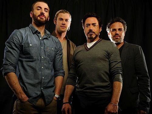 7521 - Actores del Universo Marvel