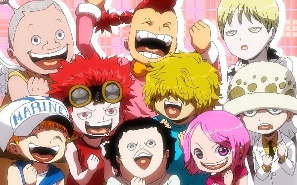 7533 - ¿Cuánto sabes de One Piece? [Ultra Hardcore]
