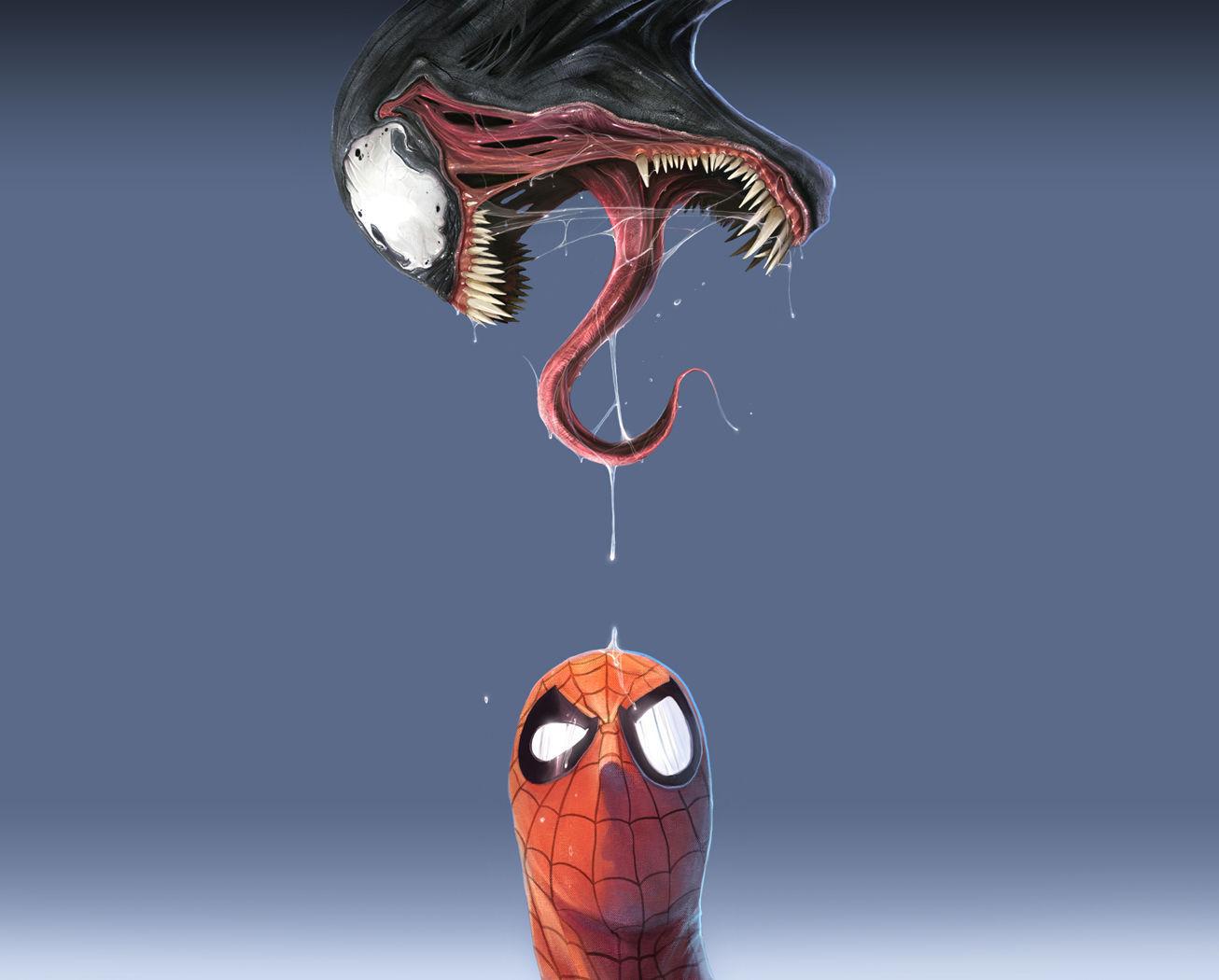 Venom es completamente indetectable para una cosa ¿de qué se trata?