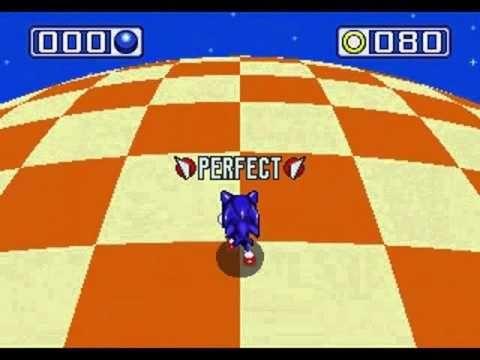 En el special stage del Sonic 3, ¿qué te regalaban si conseguías un