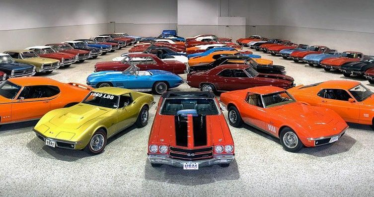 7585 - Muscle Cars